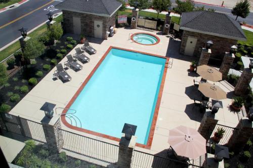 Hampton Inn Suites Manteca California