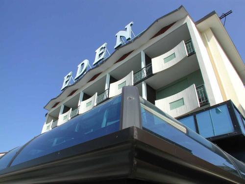 Отель Hotel Eden 3 звезды Италия