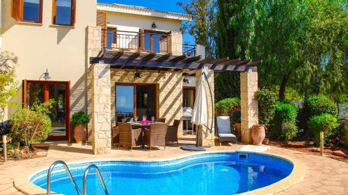 Oceanview Villa 258