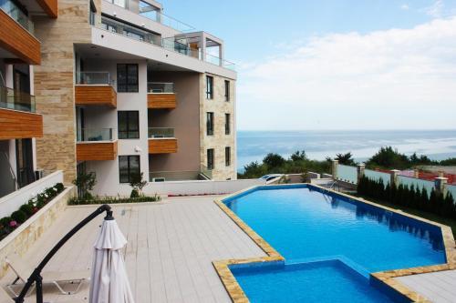 Apartment in Gliko SeaSide, Bjała