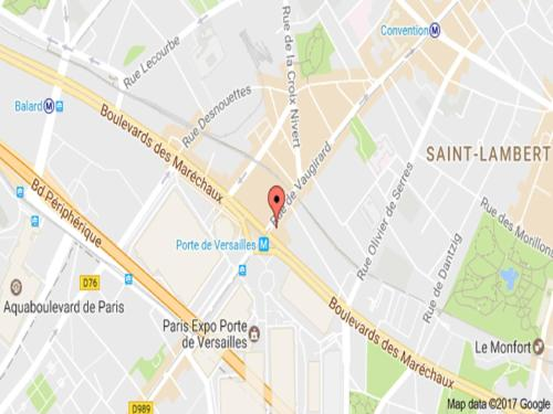 Modern Studio-1mn Porte de Versailles