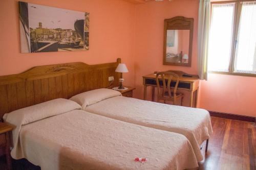 Pension Getariano (Bed and Breakfast)