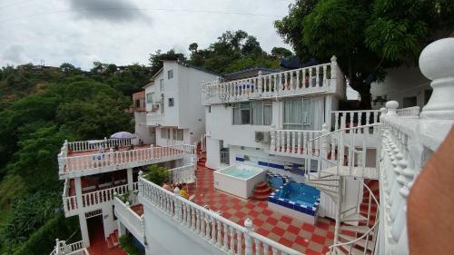 Reservarhotel Com Hotel Quinta Casa Blanca En Melgar
