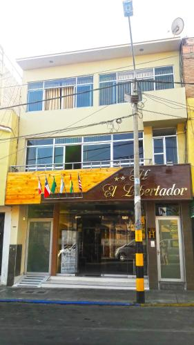 HotelHotel El Libertador