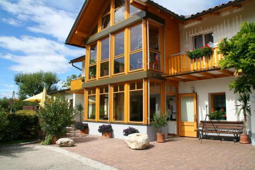 Gasthof Ferm - Familienzimmer mit Balkon