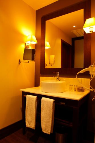 Standard Double or Twin Room - single occupancy Hotel Spa Martín el Humano 2