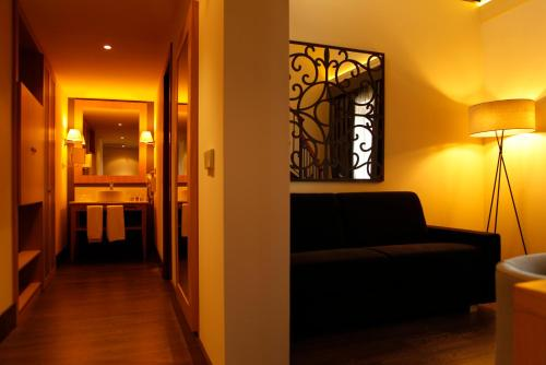 Duplex Room Hotel Spa Martín el Humano 5