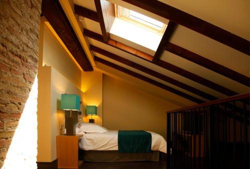Duplex Room Hotel Spa Martín el Humano 1