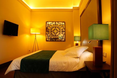 Standard Double or Twin Room - single occupancy Hotel Spa Martín el Humano 1