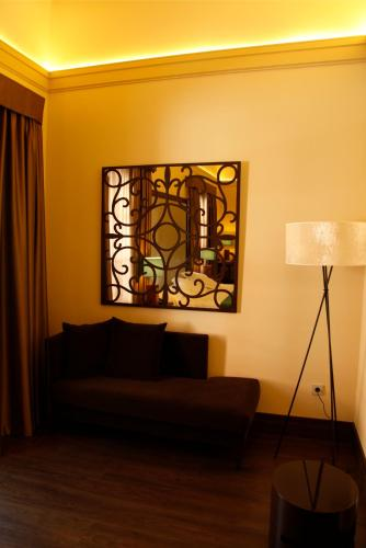 Standard Double or Twin Room - single occupancy Hotel Spa Martín el Humano 3