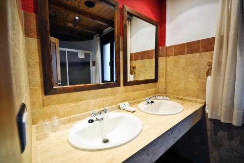 Double Room with Hydromassage Coto del Valle de Cazorla 6