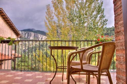 Double Room with Hydromassage Coto del Valle de Cazorla 7