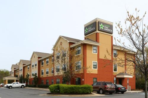 Extended Stay America Baltimore - Glen Burnie MD, 21061