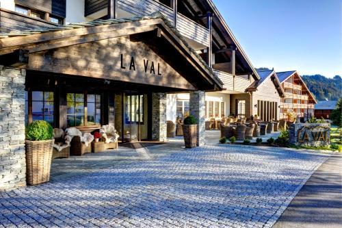 Отель Hotel La Val Bergspa Brigels 4 звезды Швейцария