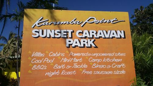 Karumba Point Sunset Caravan Park