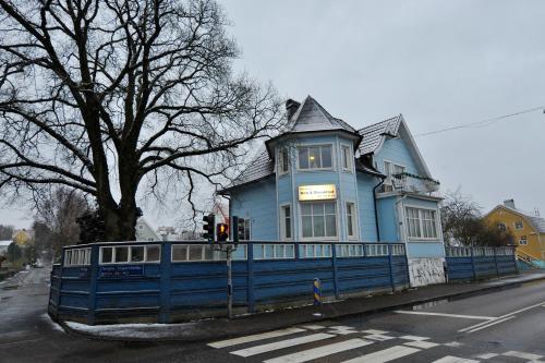 HotelBlå Huset B&B i Göteborg