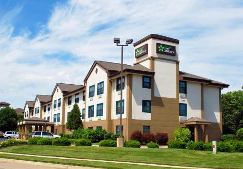 Extended Stay America St Louis O Fallon Il