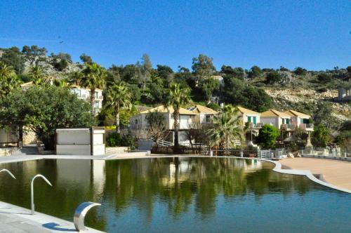 Villa over Ionian