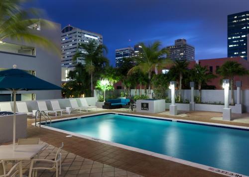Hampton Inn Fort Lauderdale Downtown Las Olas Area