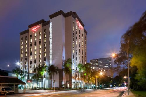 Hampton Inn Fort Lauderdale/Downtown Las Olas Area FL, 33301