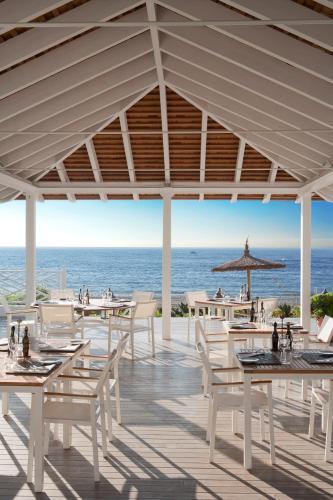 Finca Cortesin Beach Club Menu