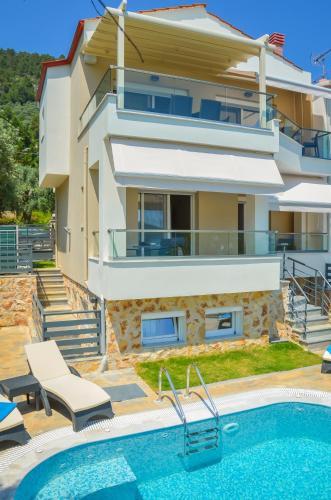Luxury Villa Efi Thasos
