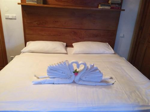 Deluxe-Doppelzimmer mit Dusche (Deluxe Double Room with Shower)