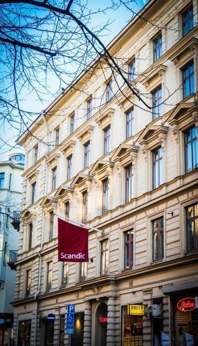 Scandic No 53, Стокгольм