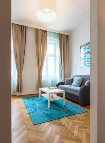 Апартамент с една спалня - 17, Märzstrasse (One-Bedroom Apartment - 17, Märzstrasse)