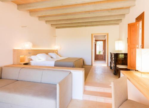 Suite Deluxe Casa Rural Son Bernadinet 3