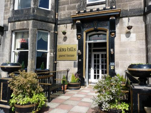 Photo of Alba Hills Guest House Hotel Bed and Breakfast Accommodation in Edinburgh Edinburgh