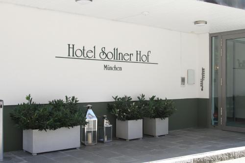 Hotel Sollner Hof photo 39