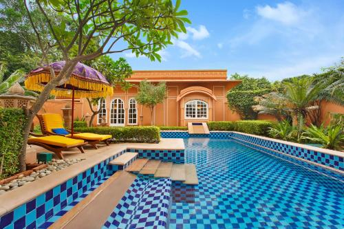 Luxury Villa with Private Pool And Two Way Airport Transfers