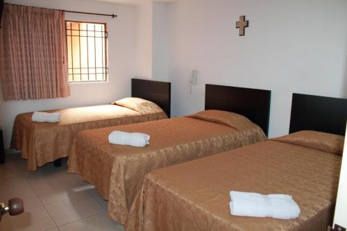 Appartement 1 chambre (3 adultes) (One-Bedroom Apartment (3 Adults))