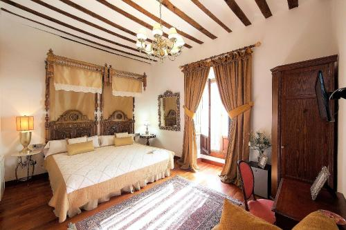 Deluxe Double Room Hotel Boutique Nueve Leyendas 2