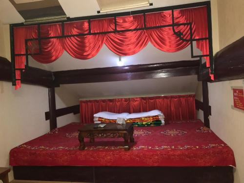 Quadruple Room with Chinese Kang-Bed