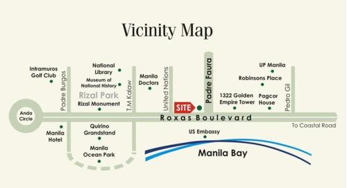 Best Price On Vacation Home Manila In Manila Reviews - Us embassy manila map