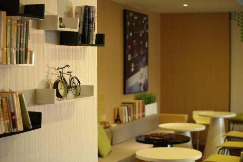 IU Hotel Chongqing Yongchuan Leheledu Dananmen