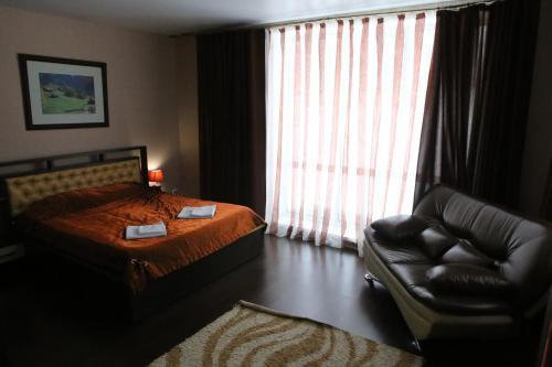 Отель FreeRaid на 605 км трассы М54