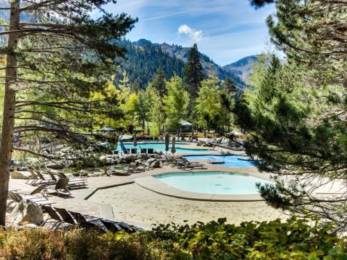 Resort At Squaw Creek 607 Olympic Valley California