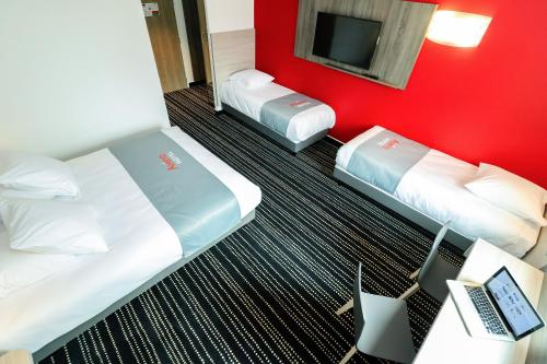 Hotel Hotel Arena Toulouse