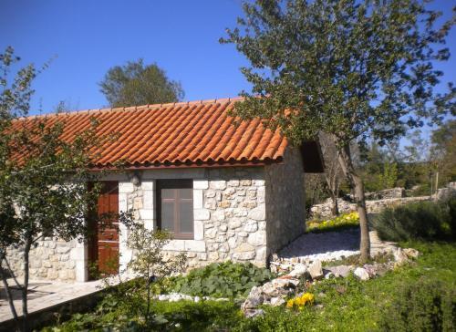 Arcadian Stone House