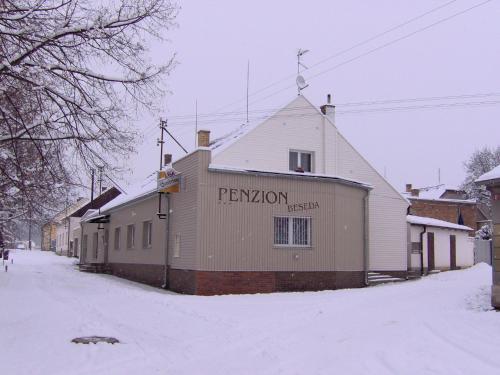 Penzion - Beseda - Blatnice