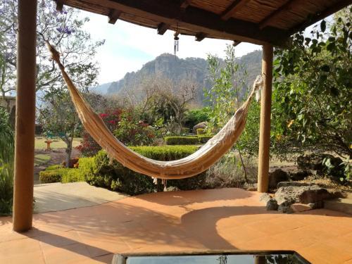 Hotel valle m stico tepoztlan desde 96 rumbo for Hotel villas valle mistico