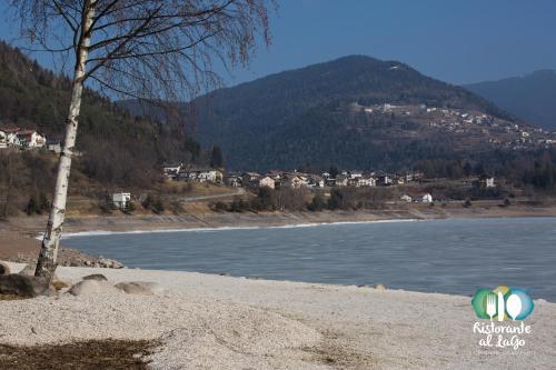 Albergo La Terrazza sul Lago, Baselga di Pine,Trentino Dolomites ...