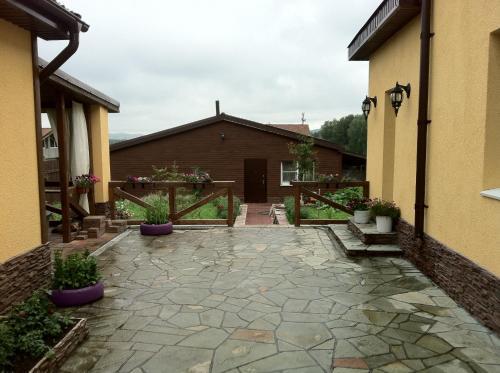 Дом отдыха В Кусимово