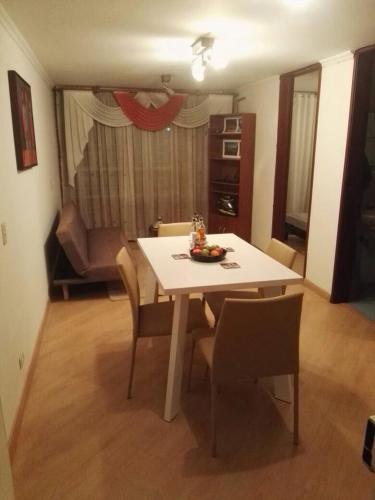 Cozy flat, Bogotá