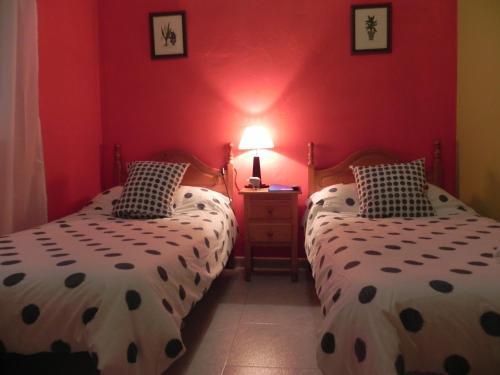 Отель Hostal Restaurante Playa Hidalgo 1 звезда Испания