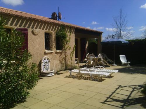 Holiday home Les salines