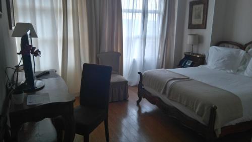 Habitación Doble con vistas - 1 o 2 camas - Uso individual Casona del Boticario 4